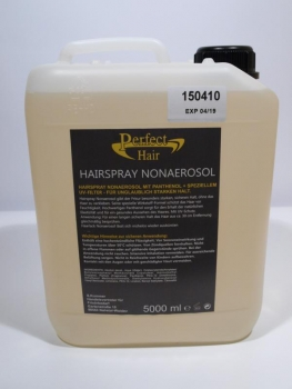 Hairspray Nonaerosol 5000ml